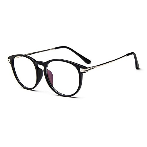 Zhuhaixmy Retro Nearsighted Glasses Full Frame ShortSight Glasses Myopia Eyeglass -1.0~6.0 Männer Frauen Myopie Brille Kurzsichtbrillen Nearsighted Brille