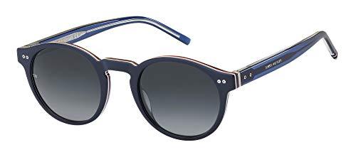 Tommy Hilfiger Gafas de Sol TH 1795/S Blue/Blue Shaded 50/23/150 hombre