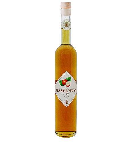 Prinz: Wild-Haselnuss Likör / 20 % Vol. / 0,5 Liter - Flasche