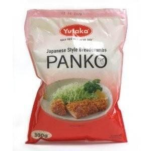 Panko pangrattato per il giapponese 300g cucina Satchet
