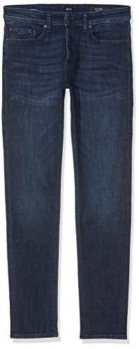 BOSS Herren Taber Bc-P Tapered Fit Jeans, Blau (Navy 417), W38/L34