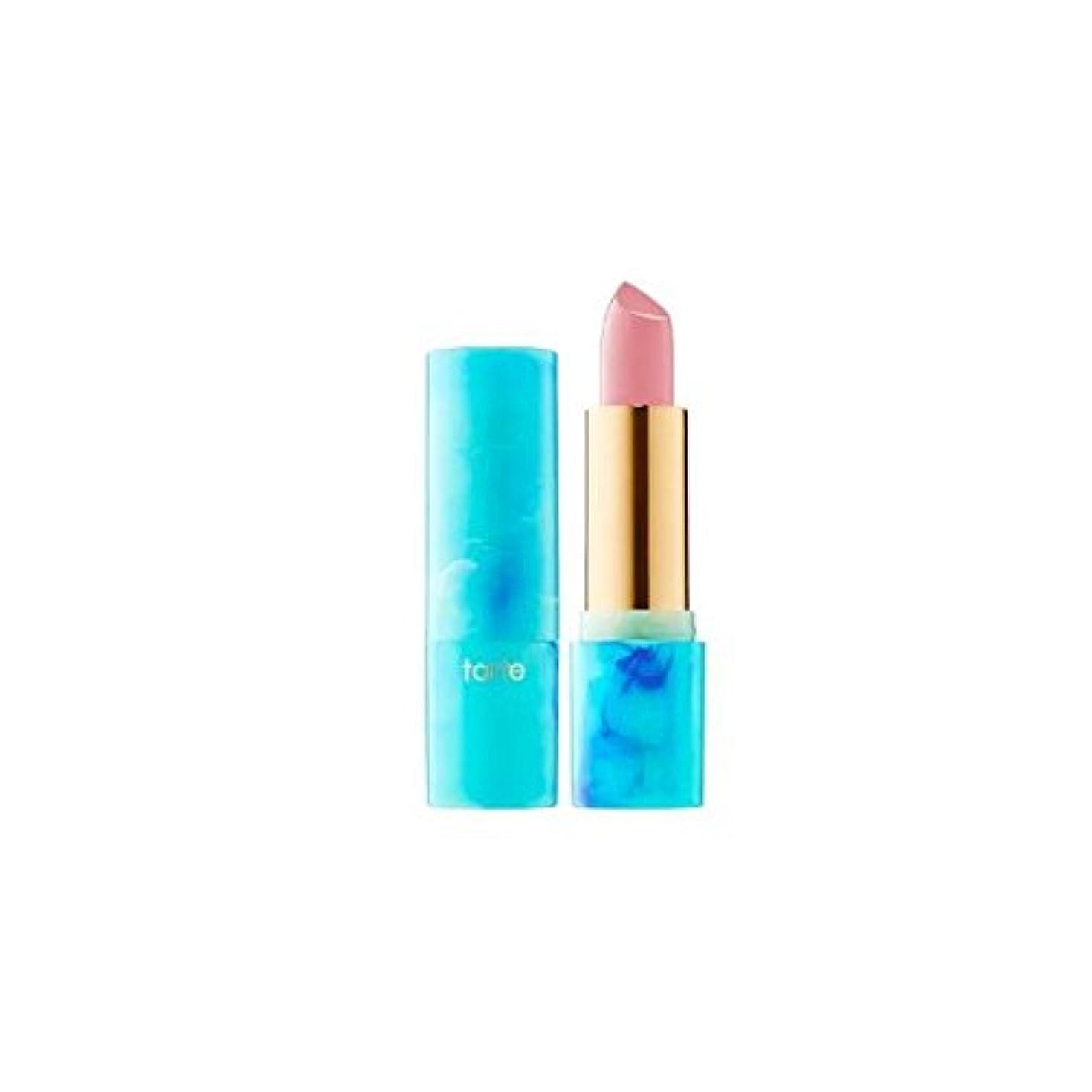 札入れ動かない免疫するtarteタルト リップ Color Splash Lipstick - Rainforest of the Sea Collection Satin finish