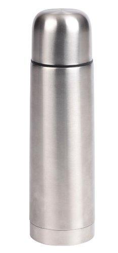 Roestvrijstalen fles 350 ml input/output met veiligheidsslot met één hand