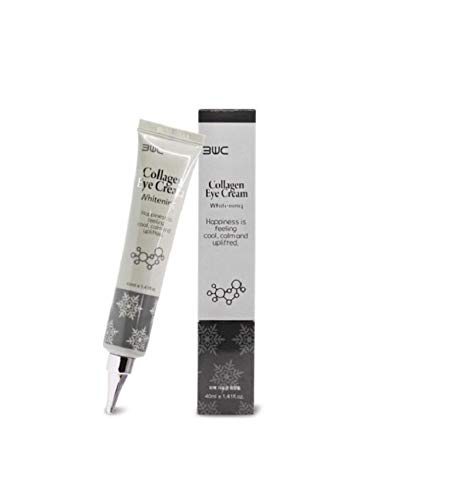 #1 Korean Eye Cream for Dark Circles 'Collagen Eye Cream' is The Best Eye Cream for Wrinkles + Anti Wrinkle Face Cream, Amazing Anti Aging Treatment for Brightening Dark Circles Under Eye