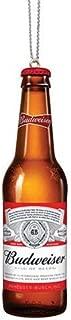 Kurt Adler Budweiser Beer Bottle Ornament