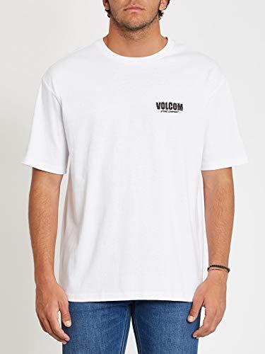 Volcom Companystone Lse SS Camiseta Hombre