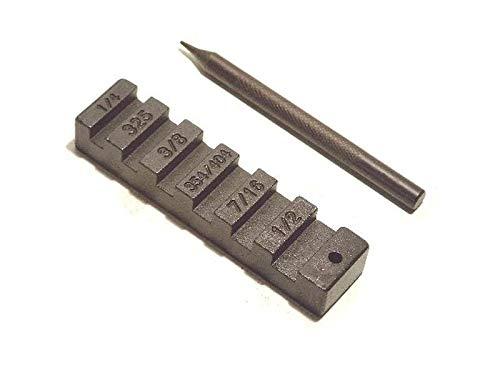 Sägenspezi Taschenwerkzeug Entnietgerät für Motorsägen Ketten