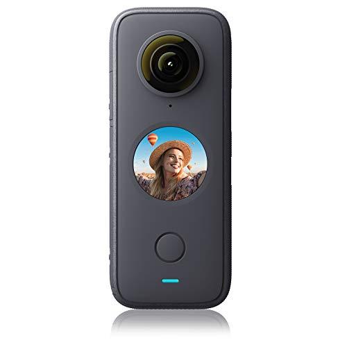 Insta 360 ONE X2 360-Grad-Action-Kamera schwarz