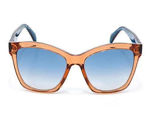 TOUS STO996-5396UX Gafas, Naranja, 53/17/140 para Mujer