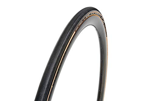 MSC Bikes Road Performance Plus Neumático Bicicleta, Adultos Unisex, Marrón, 700 x 25