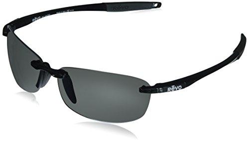 Sonnenbrillen Revo DESCEND E RE 4060 BLACK BONE/GRAPHITE Herrenbrillen