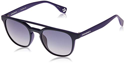 Converse SCO049527U3P Gradient Square Sunglasses Black/Purple