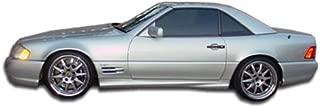 Vaero Duraflex Replacement for 1990-2002 Mercedes SL Class R129 AMG Look Side Skirts Rocker Panels - 2 Piece