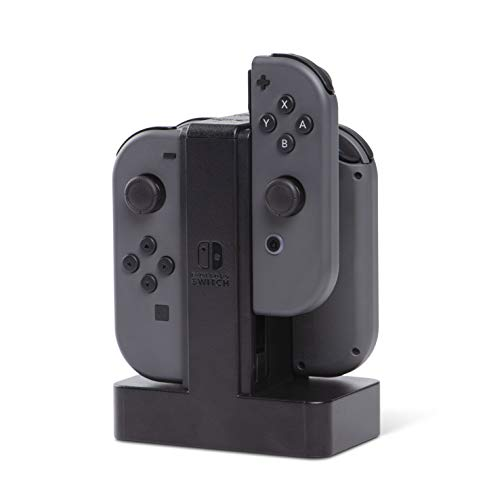 cargador nintendo switch de la marca PowerA