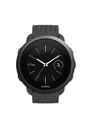 Suunto 3 2020 Edition Fitness Multi Sport Watch with Adaptive Training Guidance (Slate Grey)