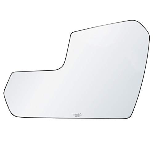 exactafit 8817L Driver Side Mirror Glass Replacement Plus 3M Adhesives Compatible With Hyundai Sonata 2015-2019 Left Hand Door Wing LH