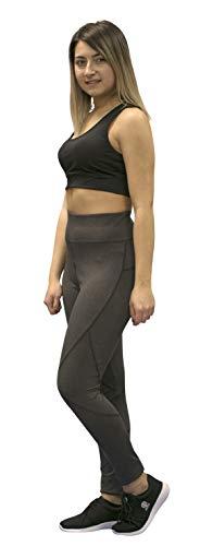 Softee Pantalon pour Femme S Dark Gray
