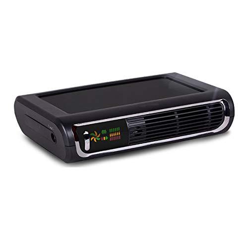 LXYZ Purificador de aire para coche, inteligente, sin consumibles, energía solar, anión, elimina olores, formaldehído, adecuado para el hogar