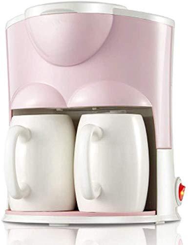 Amerikaanse infuus koffiezetapparaat Electric automatische espressomachine van Binnenlandse Cafe kleine huishoudelijke apparaten WKY (Color : A)
