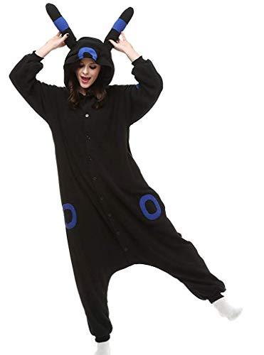 "Animal Lindo Unisex algodón Pijamas Adulto Mujer Hombre Ropa de Dormir (S(Fit Height 57.9""-61.8""), Lanquan)"