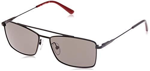 Calvin Klein Hombre gafas de sol CK18117S, 002, 56