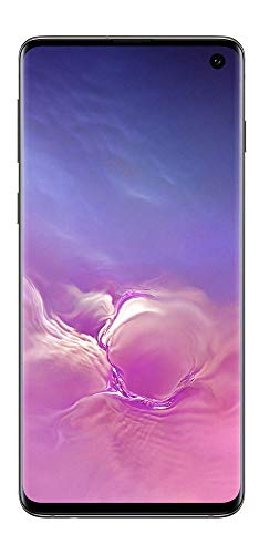 Samsung Galaxy S10 (Black, 8GB RAM, 128GB Storage)