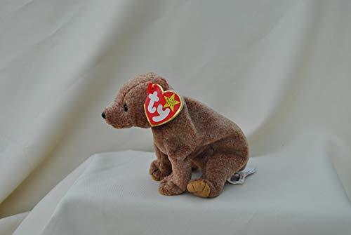 Ty Beanie Baby - PECAN THE BEAR Beanbag Plush [Toy]