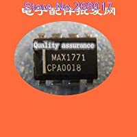 1PCS MAX1771CPA MAX1771 DIP8 new and In Stock