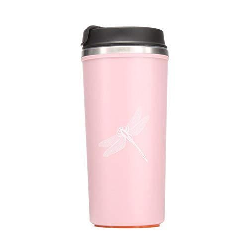 KISALGS Travel Kettle Stainless Steel Coffee Cup Mug