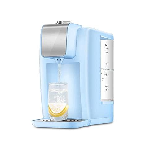 KJLY Dispensadores de agua caliente 2.2L, hervidor eléctrico de hervir de 2200 vatios, máquinas de té de café de oficina, protección contra hervidos, apagado automático, 27 * 17 * 29 cm / 10.6 × 6.6 ×