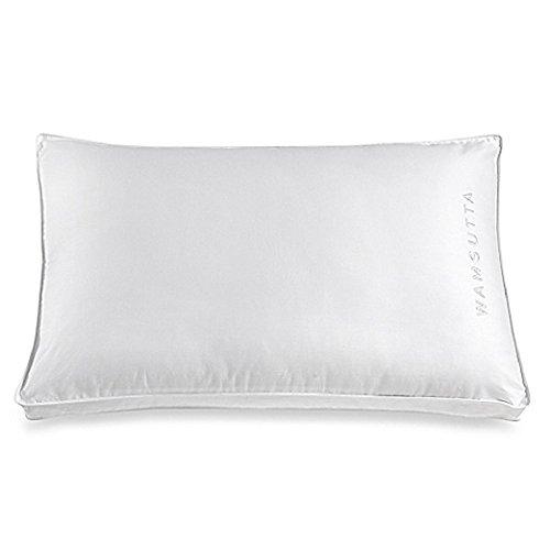 """Wamsutta 34"""" L x 18"""" W Extra-Firm King Side Sleeper Pillow (1, King)"""