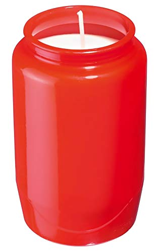 Golden Lutz® Kompositions-Öllichter Nr. 3, rot (50 Stück)