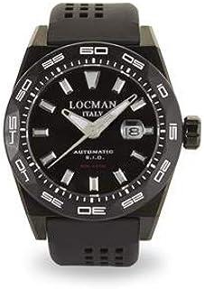 Locman - Reloj Stealth Negro P9