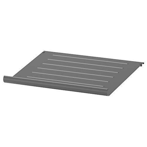 KOMPLEMENT zapatero 46,1 x 34,6 x 4,7 cm, gris oscuro