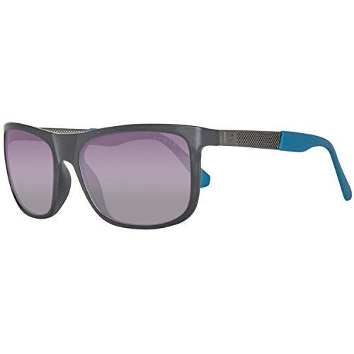 Guess GU6843 Montures de lunettes, Noir (Black,Blue), 52 Mixte Adulte