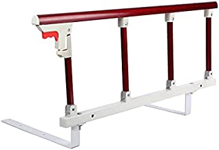 HEALTHBOY Bed Rail for Elderly Adults Seniors,Bed Safety Rails Guard for Queen,King Size,Full Size,Twin Bed,Ajustable and Folding Bed Railing,Bed Assist Handle and Grab Bar(for 1-3/7-8