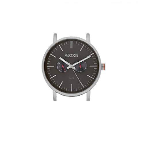 Watx&Colors Basic Herren Uhr analog Quarzwerk mit Armband WXCA2701
