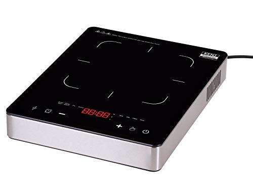 KENT - 16034 Induction Cooktop KB-83 2000-Watt (Black)