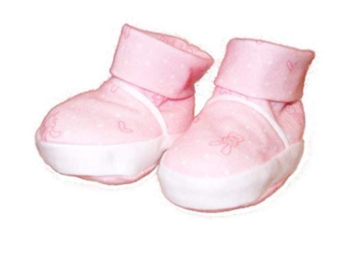 maximo Babyschuhe rosa Häschen 3-6 Mon.