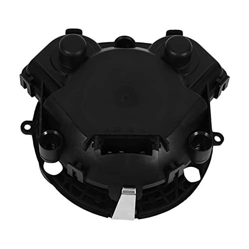 GIS ACTUADOR Exterior Espejo ACTUALIZADA A Motor DE LA USAD Ajuste para KIA Optima Forte 2011-2012-2013 87612-1m000 (Color : Black)