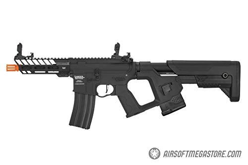Lancer Tactical M4 Gen 2 Enforcer Proline Full Metal Needletail AEG Airsoft Rifle (Black with Low FPS)