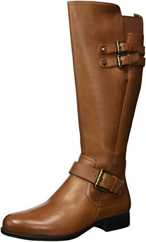 Naturalizer Women's Jessie Knee High Boot, Banana Bread, 9.5 M US