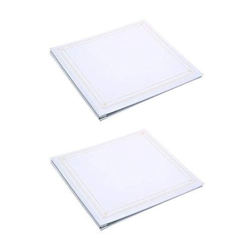 3-PACK 10pgs Per Pack American Crafts 6-Inch by 6-Inch Page Protectors