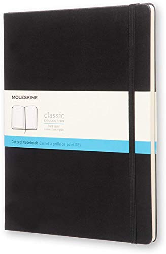 Moleskine gekleurd notitieboek