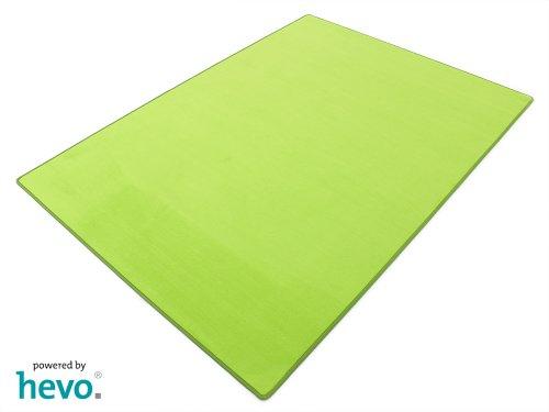 HEVO Romeo grün Teppich | Kinderteppich | Spielteppich 145x200 cm
