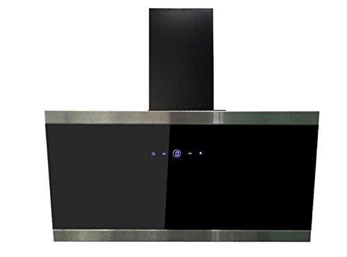 respekta kopffreie Schräghaube schwarz 90 cm Typ/Modell: CH88090SA+