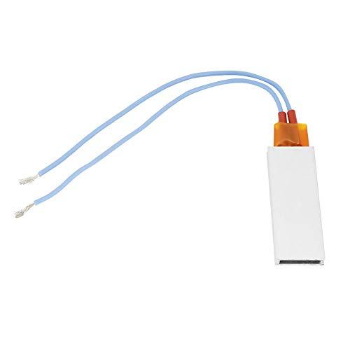 Placa de Elemento Calefactor PTC Mini Calentador