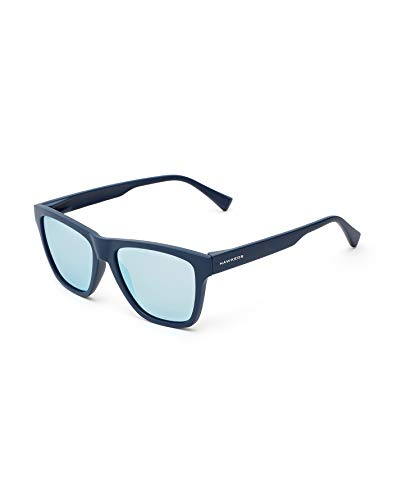 HAWKERS LS Gafas de sol, AZUL MARINO, One Size Unisex-Adult