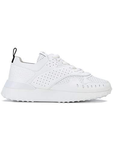 Tod's Luxury Fashion Damen XXW80A0W590JUSB001 Weiss Leder Sneakers | Jahreszeit Permanent