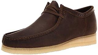 CLARKS - Mens Wallabee Shoe, Size: 10 D(M) US, Color: Chestnut Leather (B07764HP42) | Amazon price tracker / tracking, Amazon price history charts, Amazon price watches, Amazon price drop alerts